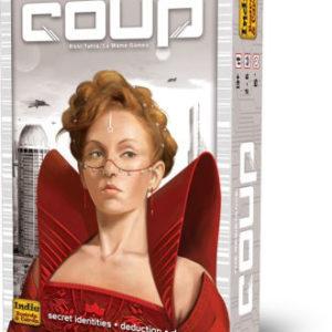 Fantastic Games — Coup