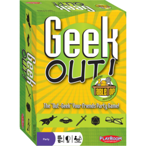 Fantastic Games — Geek Out