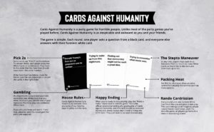 Spice Up Game Night With Cards Against Humanity