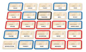 Tap Into Your Inner Spy With Codenames
