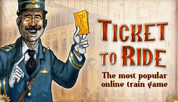 Hop On Board for The Ride of Your Life With Ticket To Ride