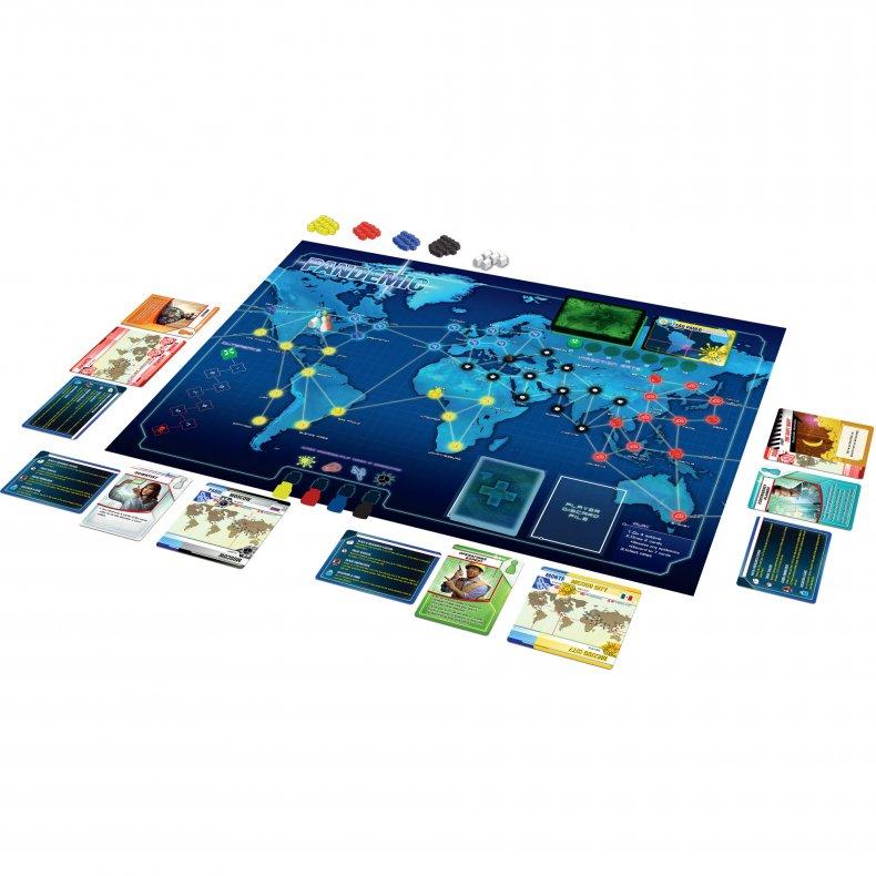 Fantastic Games — Pandemic
