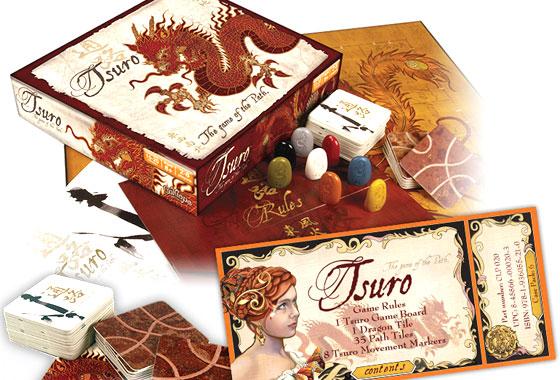 Fantastic Games — Tsuro