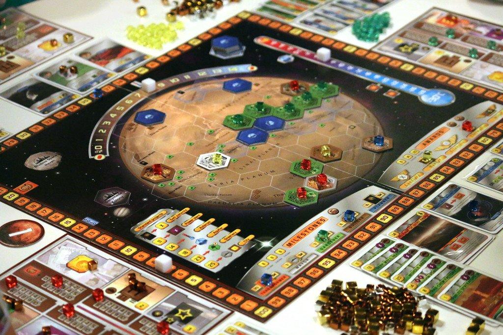 Fantastic Games — Terraforming Mars