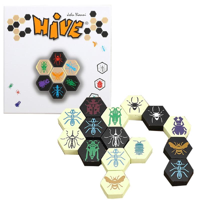Hive: It's Queen Bee vs. Queen Bee
