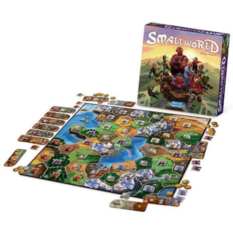 Fantastic Games —Small World