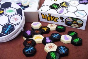 It's Queen Bee vs. Queen Bee in the Game Of Hive