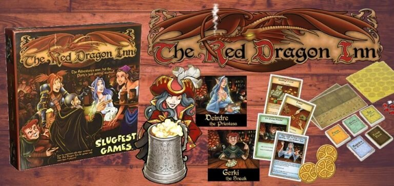 Party Like a Hero with Red Dragon Inn