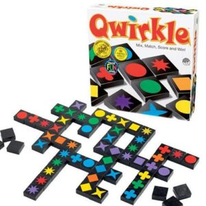 Find the Pattern and Lay Down the Line With Qwirkle