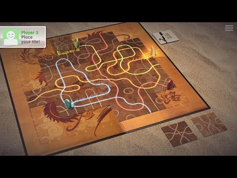 All Paths Lead to Enlightenment and Fun With Tsuro