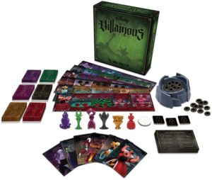 Be The Villain of Your Own Story with Villainous