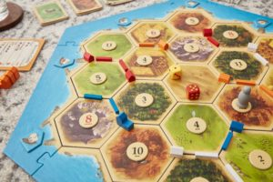 A Whole New World: The Settlers of Catan