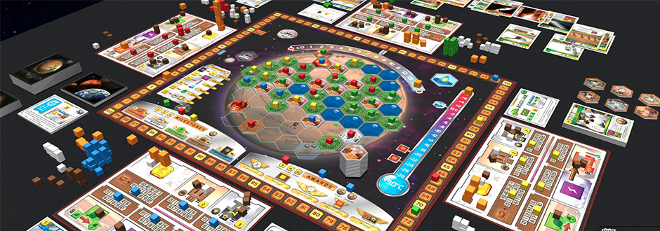 Build a World with Terraforming Mars