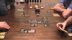 Betrayal At House On The Hill: A Haunted House Game With A Twist