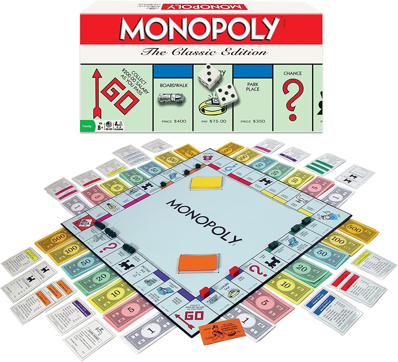 Monopoly —Fantastic Games