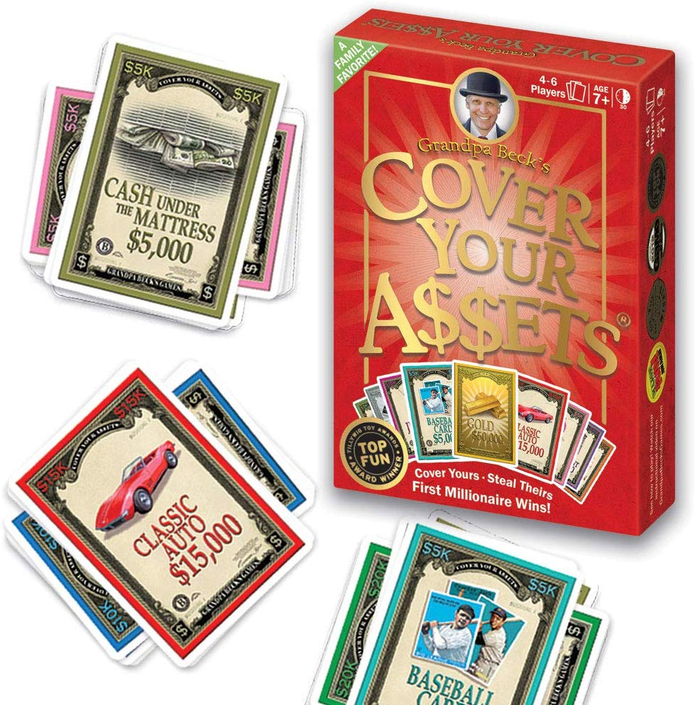 Fantastic Games — Cover Your Assets