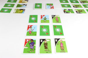 Grandpa Beck's Golf: The Perfect Card Game For Any Age