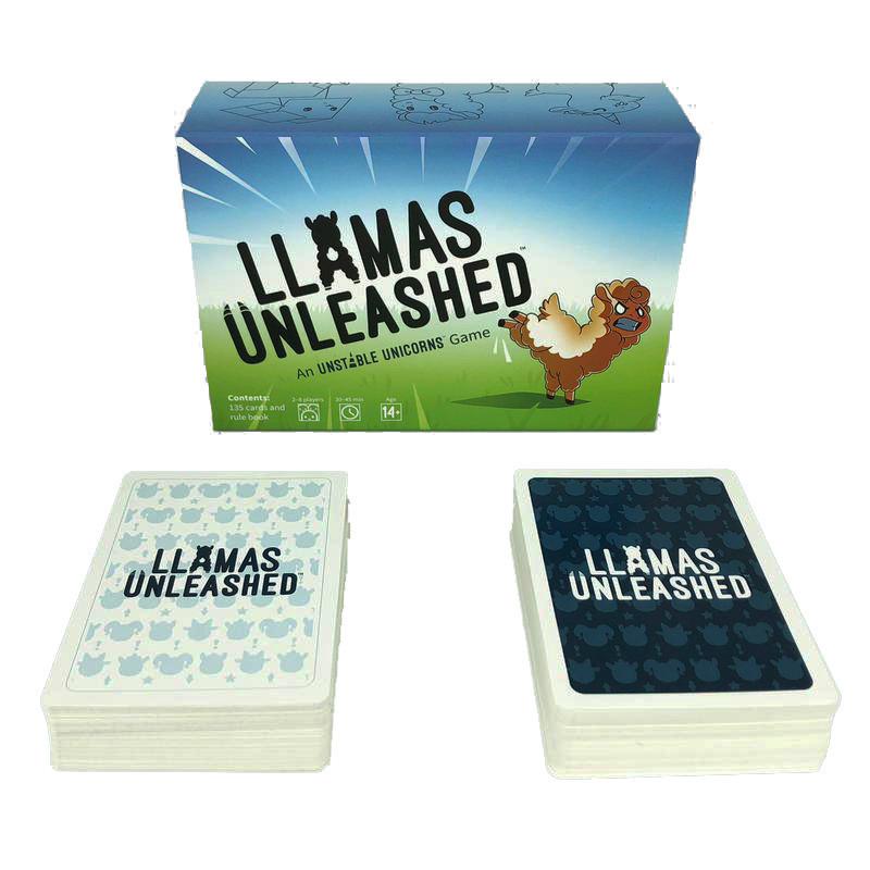 Fantastic Games — Llamas Unleashed