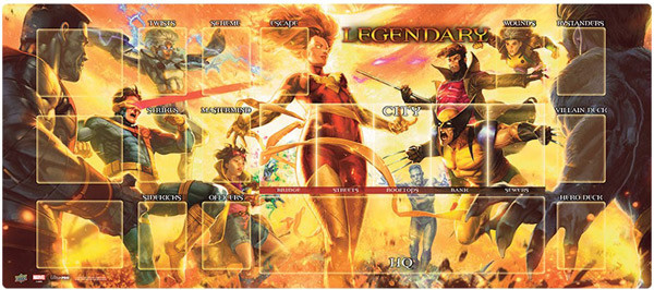 Dive Into The Marvel Universe With Legendary