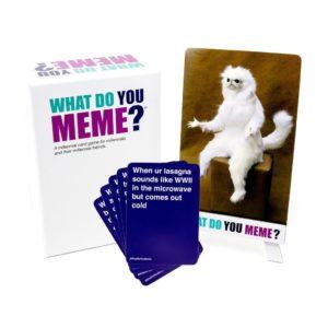 What Do You Meme — Fantastic Games