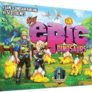 Fantastic Games —Tiny Epic Dinosaurs
