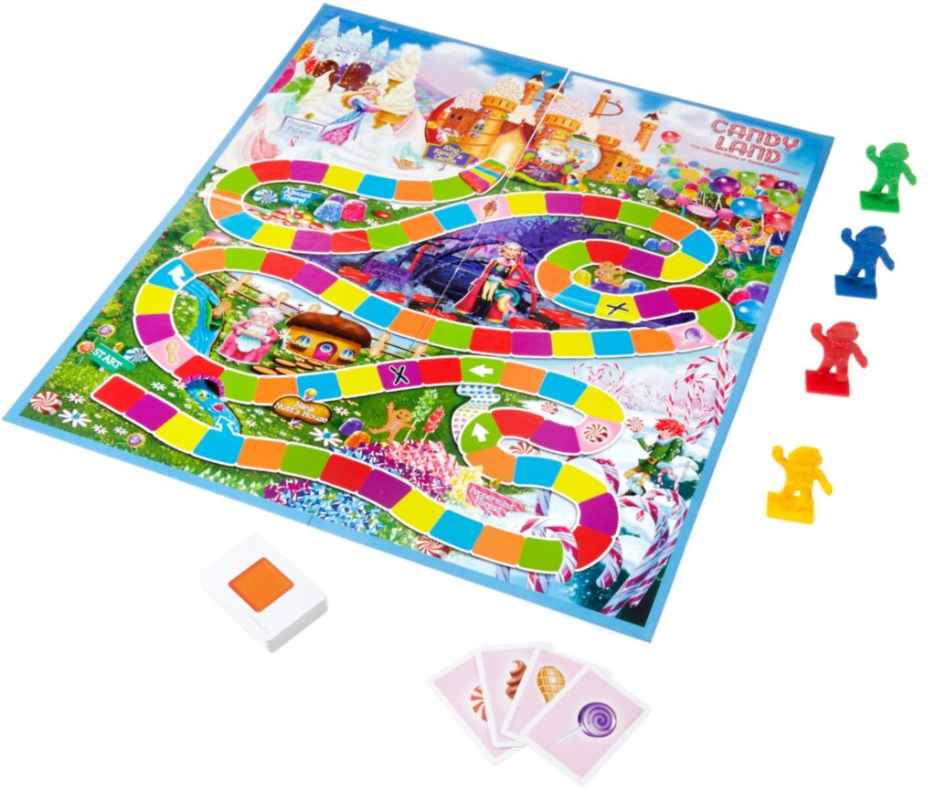 Fantastic Games — Candy Land