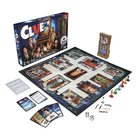 Fantastic Games —Clue
