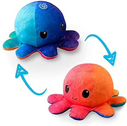Fantastic Games —Reversible Octopus Plushie