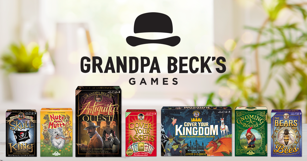 Fantastic Games — Cover Your Assets and Cover Your Kingdom