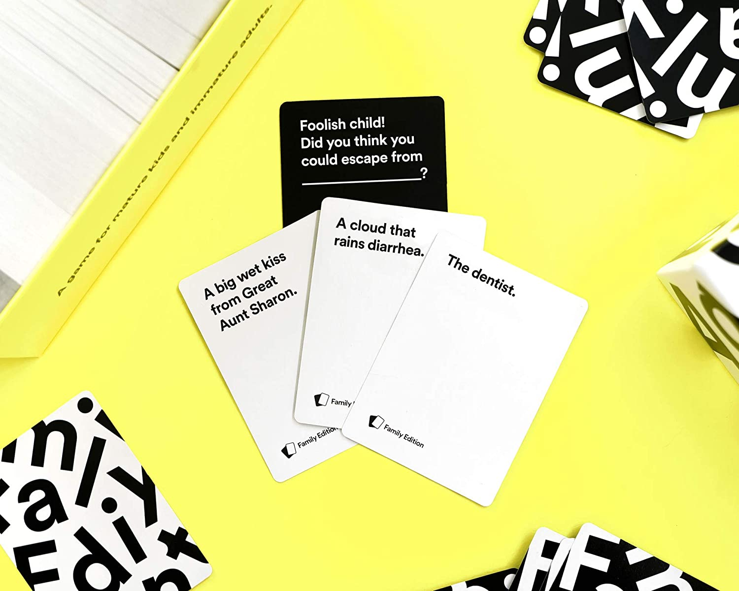 Fantastic Games — Cards Against Humanity for the Family