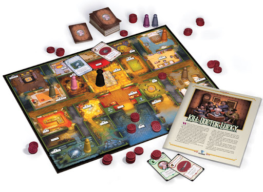 Fantastic Games — Kill Doctor Lucky