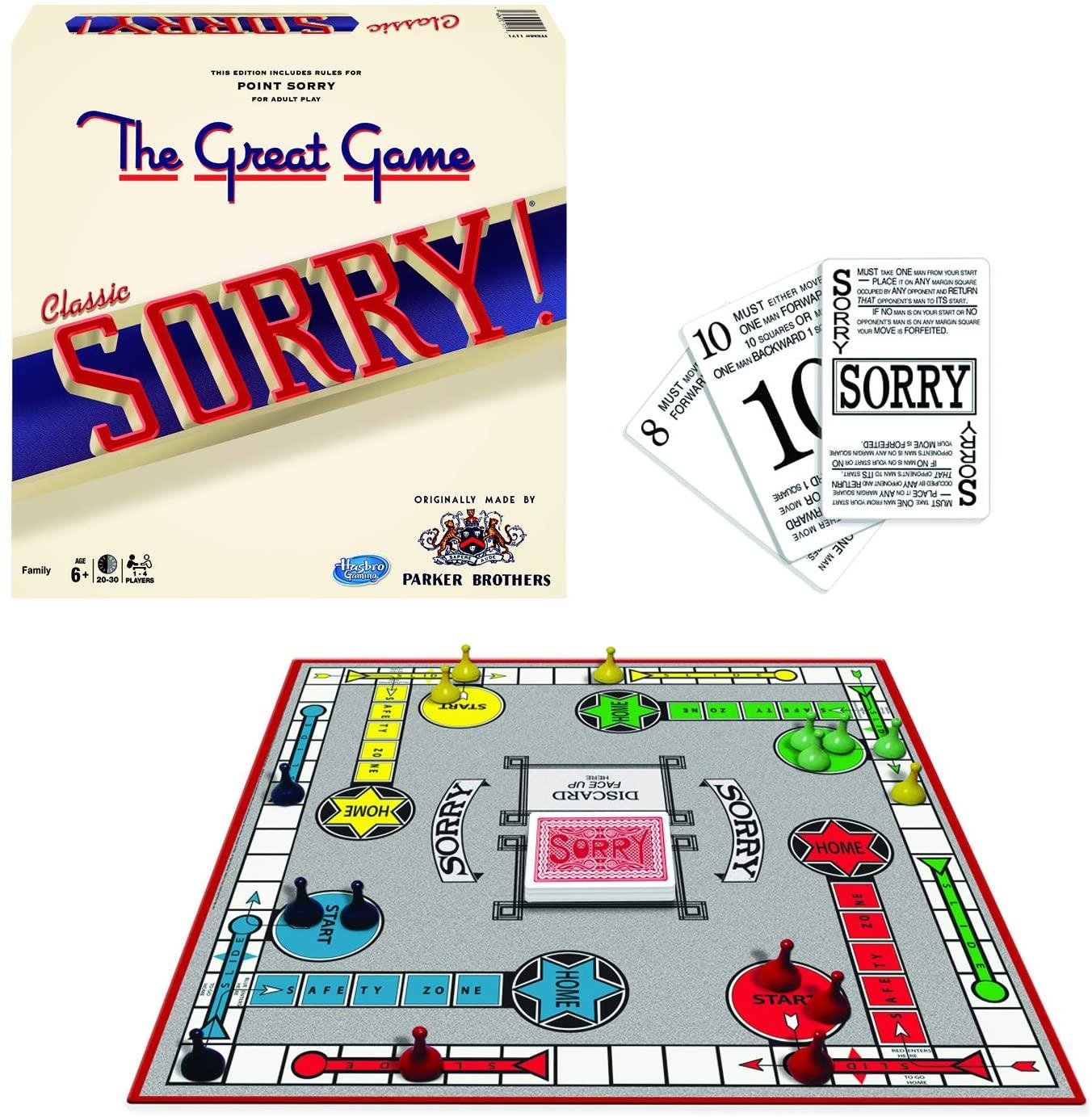 Fantastic Games — Sorry