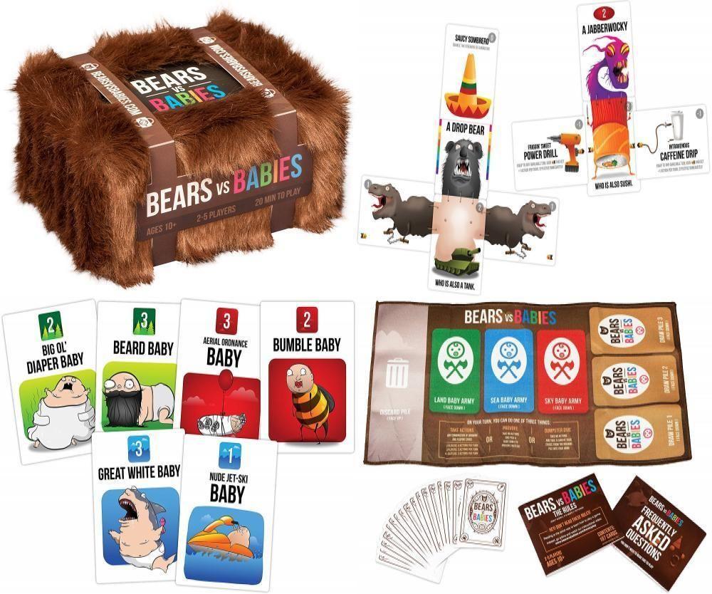 Fantastic Games — Bears vs. Babies