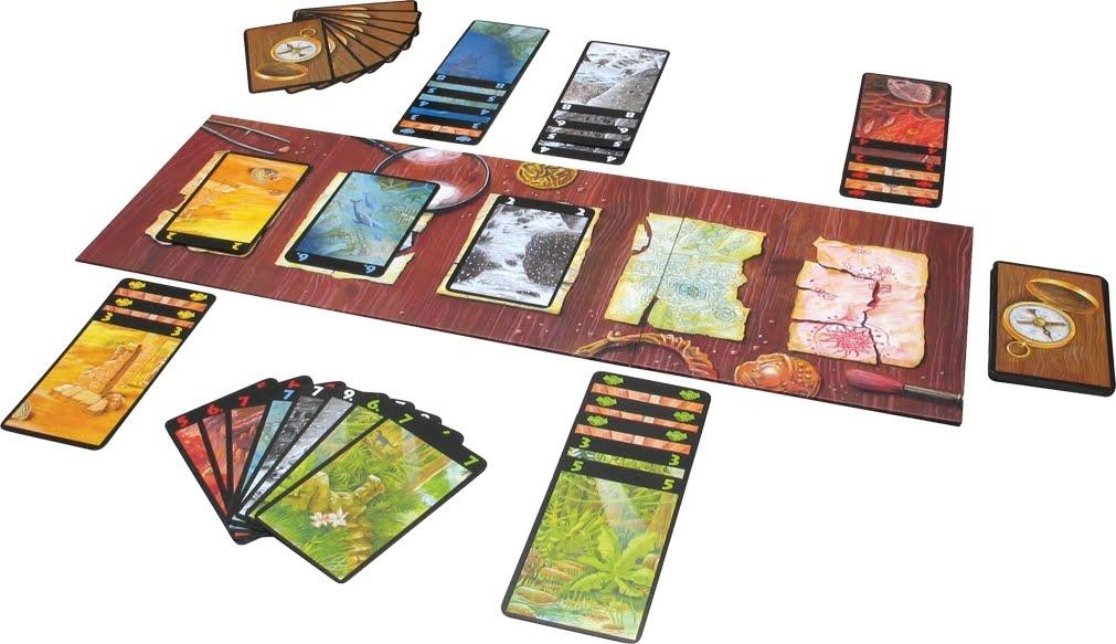 Fantastic Games —Lost Cities