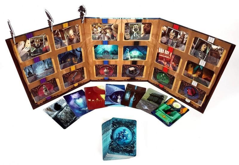 Fantastic Games — Mysterium