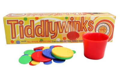 Tiddlywinks: The Ultimate Flipping Game