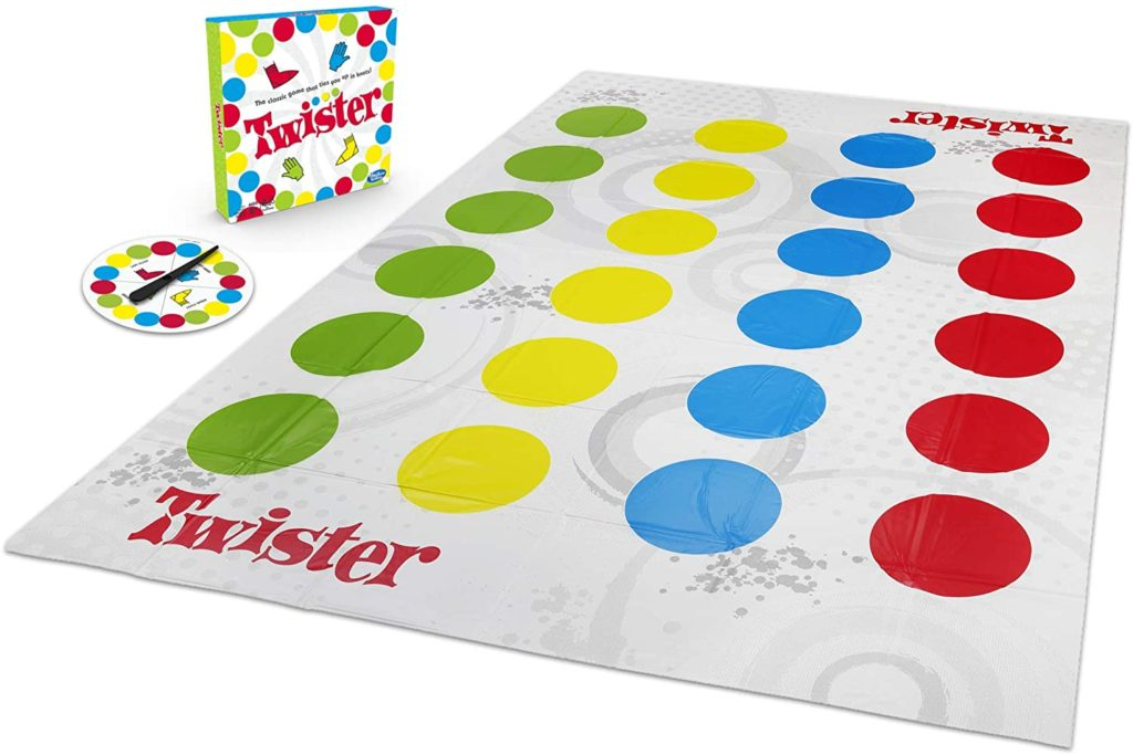 Fantastic Games —Twister