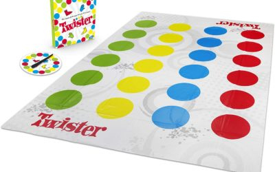 Twister: The Party Game That Will Bring You Closer Than Ever