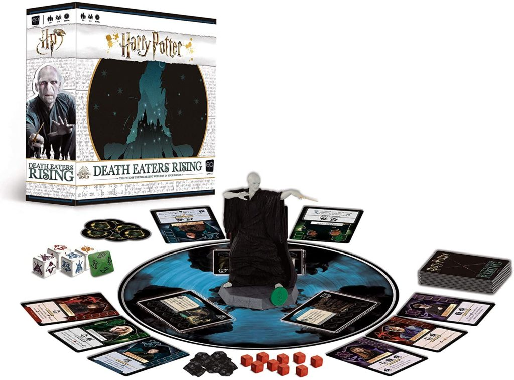 Fantastic Games — Death Eaters Rising