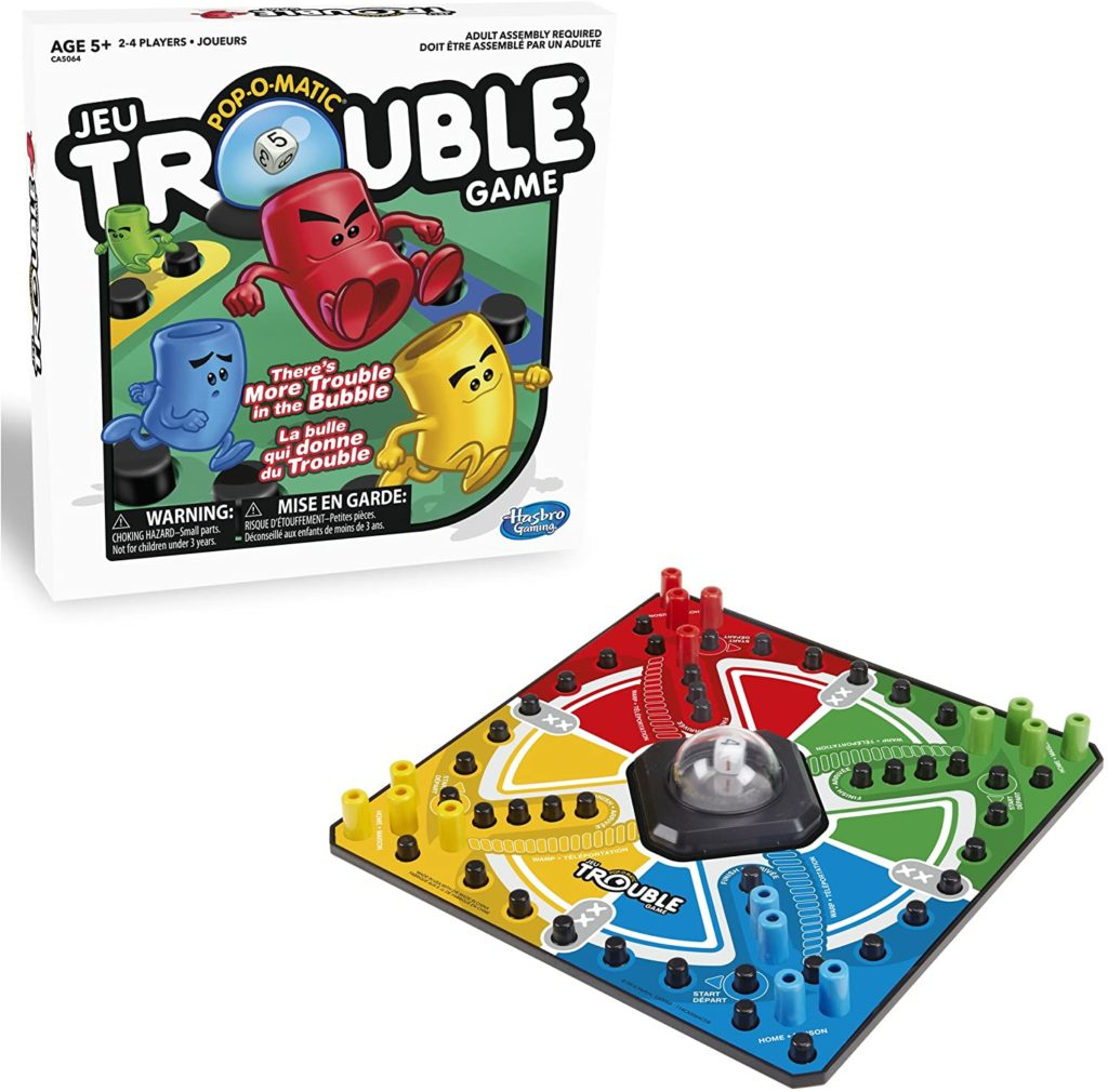 Fantastic Games —Trouble