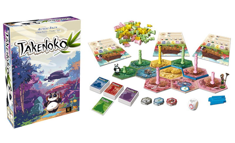 Fantastic Games — Takenoko