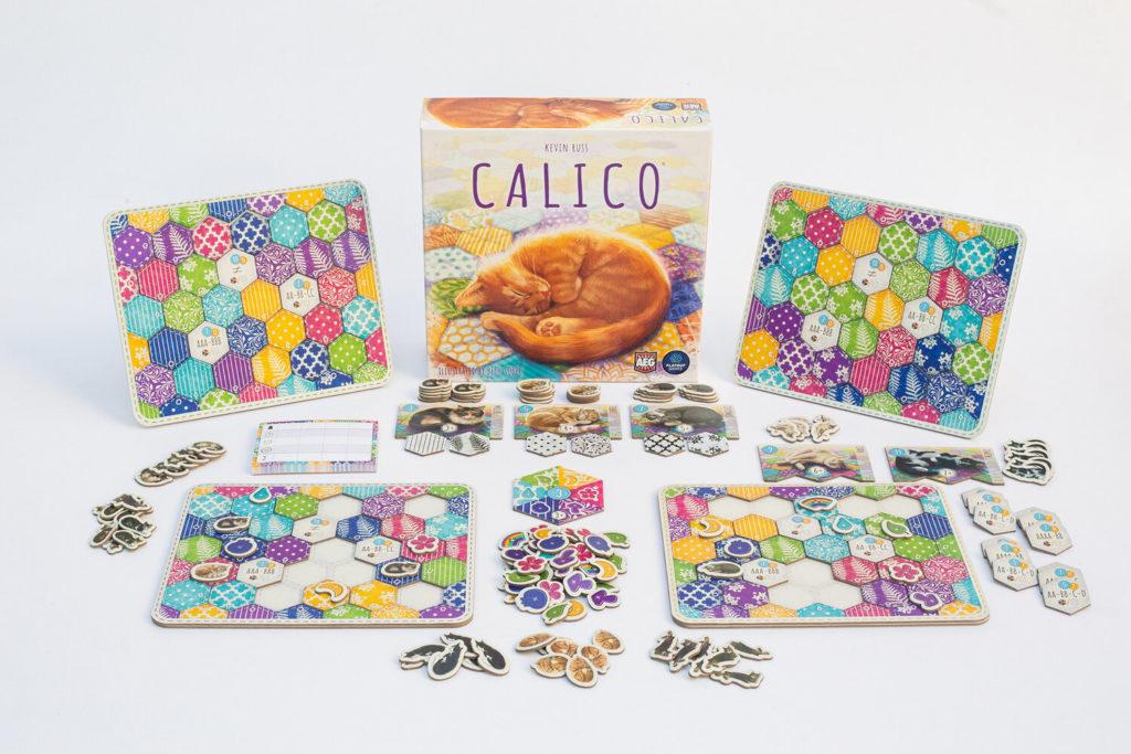 Fantastic Games — Calico
