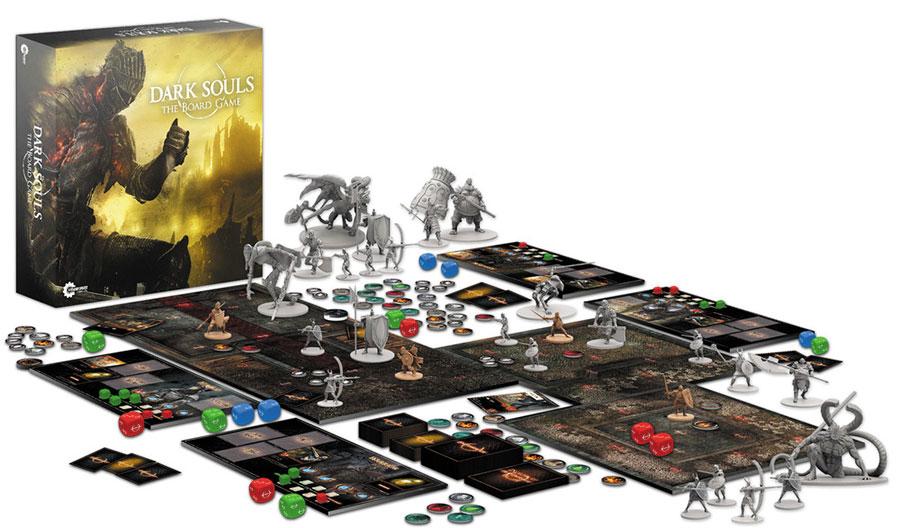 Fantastic Games — Dark Souls Board Game