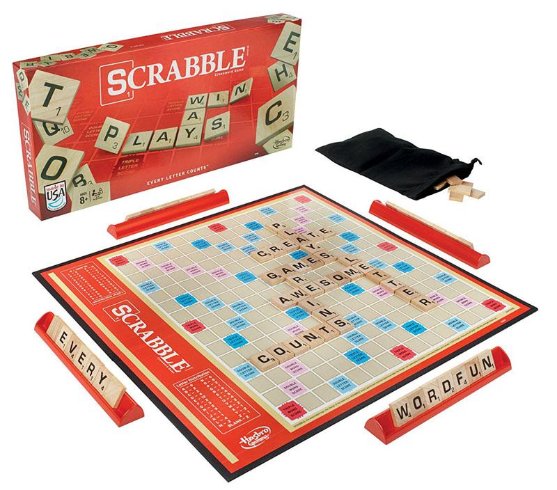Fantastic Games —Scrabble