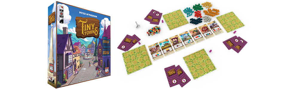 Fantastic Games —Tiny Towns