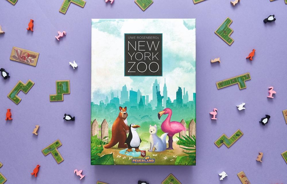 Fantastic Games —New York Zoo