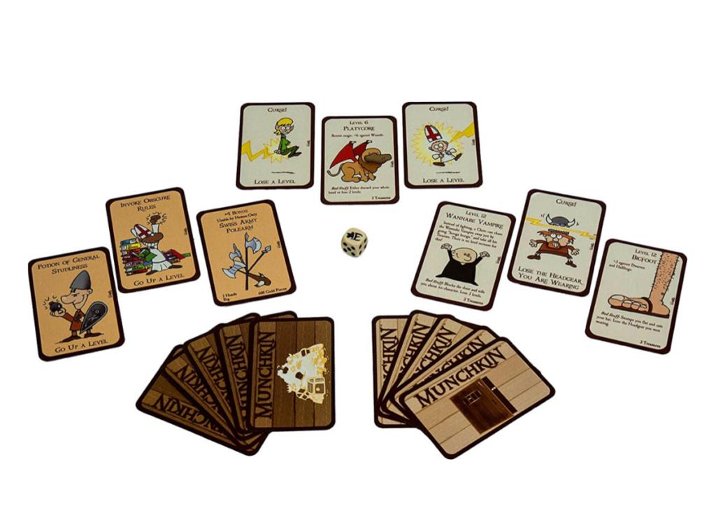 Fantastic Games —Munchkin