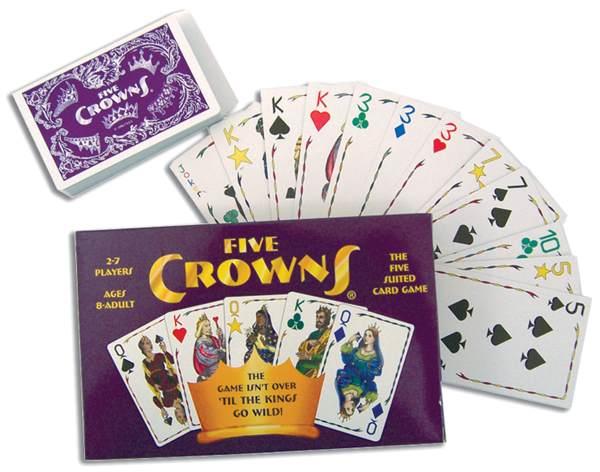 Fantastic Games — Five Crowns