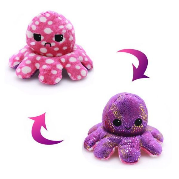 Fantastic Games — Reversible Octopus Plushie