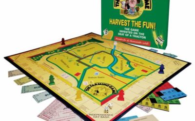 The Farming Game: If Monopoly Had Cows